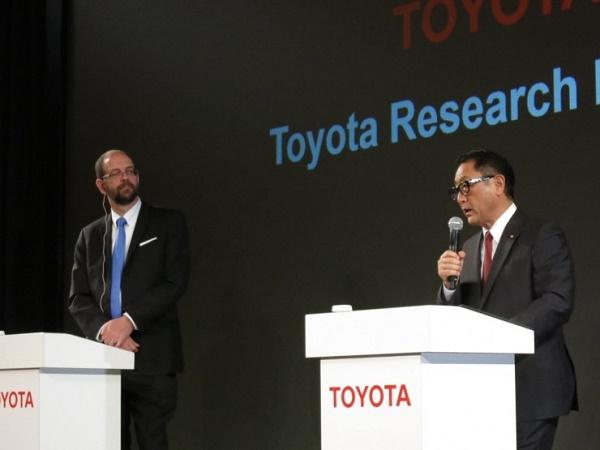 丰田成立 AI 风投关注早期投资