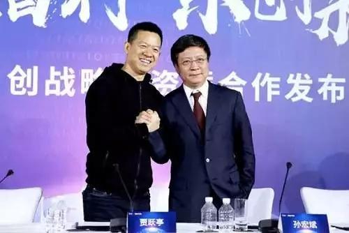 孙宏斌该不该做乐视董事长?