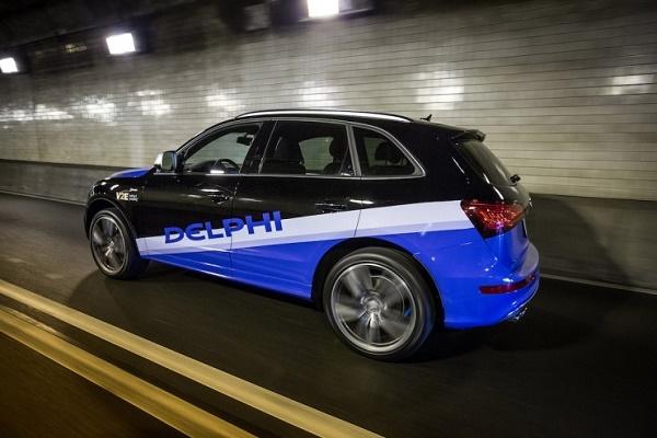 德尔福宣布与黑莓 QNX 合作,将共同打造自动驾驶平台