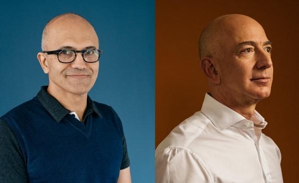 贝佐斯的焦虑:结盟微软 Cortana 和智能音箱的生态战