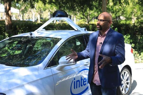 英特尔向人工智能企业投资已超 10 亿美元