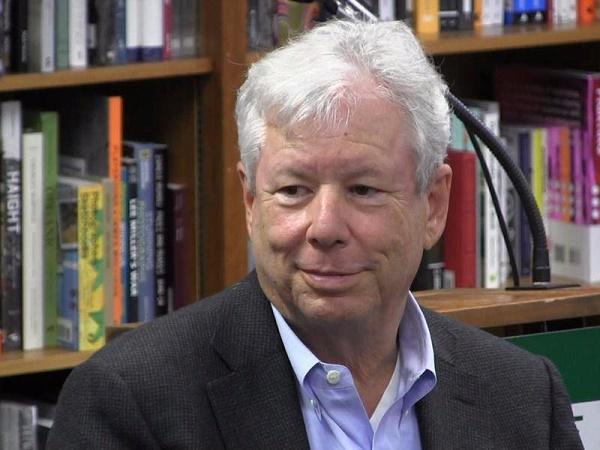 新科诺奖得主理查德·泰勒:智能披露在中国还是未被激发的原石