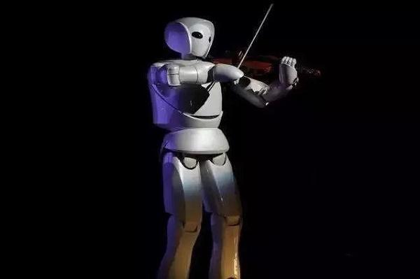 当创造力不再是人类独有,下一位莫扎特会是机器人吗