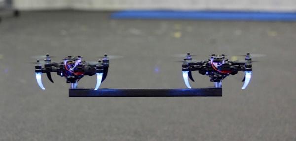 微型无人机与仓库自动化的未来