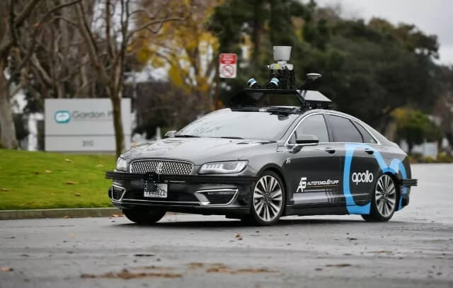 自动驾驶争得 CES 2018 头彩:百度 Apollo2.0 试乘,Lyft 干脆直接提供自动驾驶出租车!