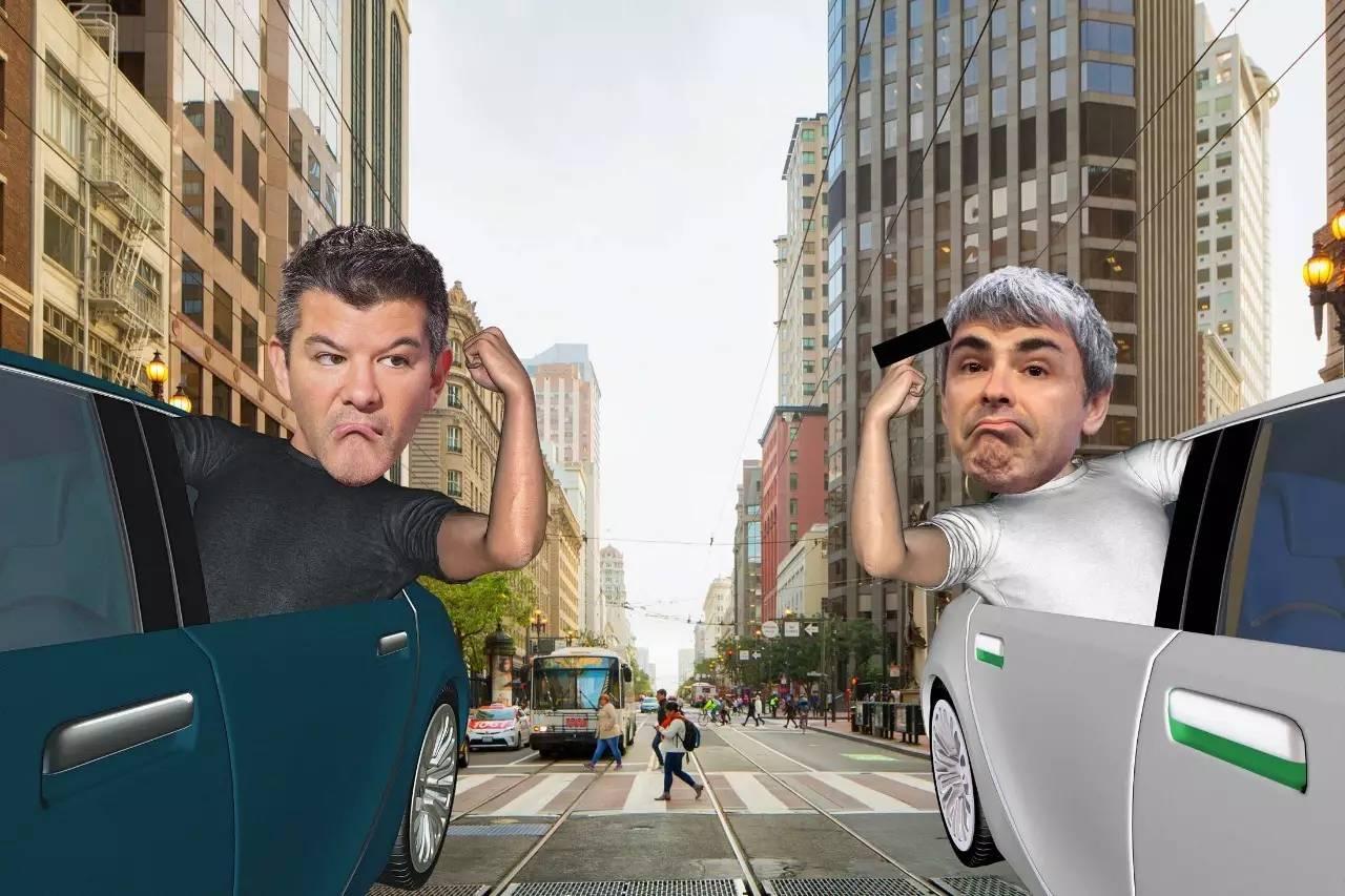 无人出租车这场仗,Uber怕是要被Google彻底击败了?