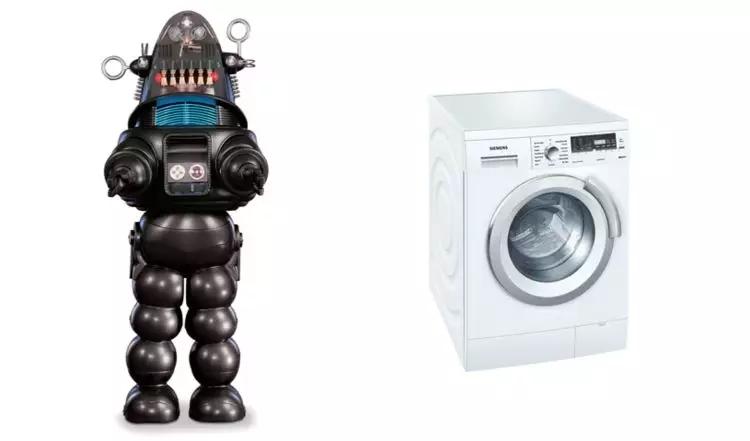 机器学习和洗衣机的关系?