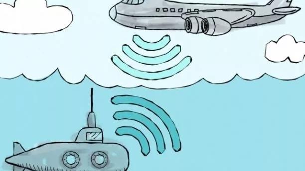卫星、声波、二进制……水下通信究竟有哪些可能?