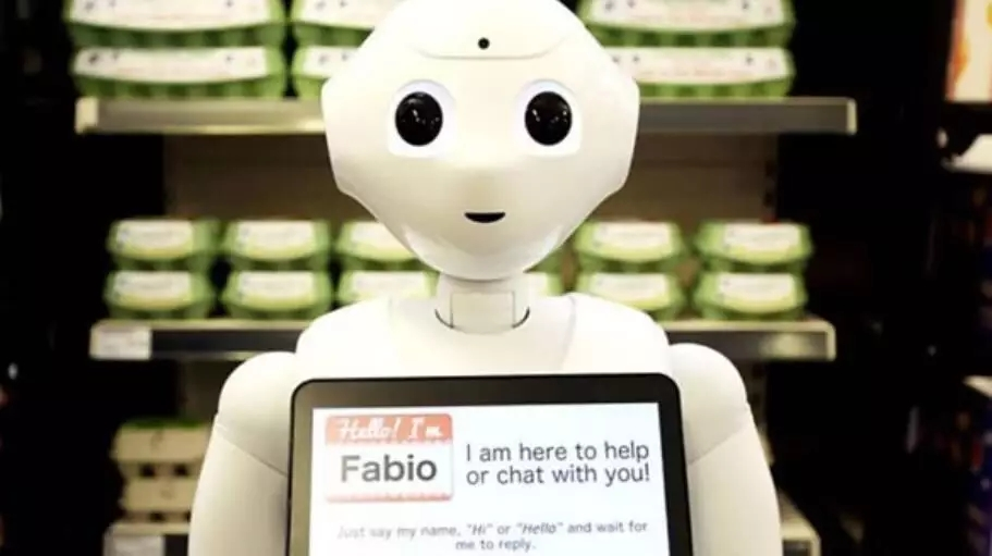 在替代线下导购的路上,AI已经被解雇了?