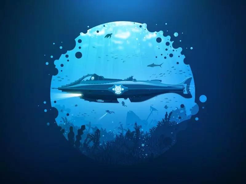 """潜得深更要看得清,""""海王""""也需要的水下图像增强方法"""