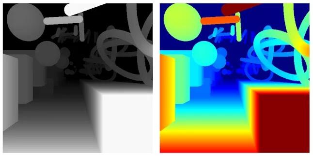 色盲不盲,谷歌提出更清晰的可视化颜色映射Turbo