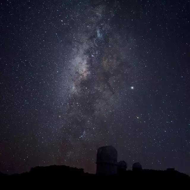 真正照亮夜空的美,谷歌NightSight让手机也能拍出银河大片