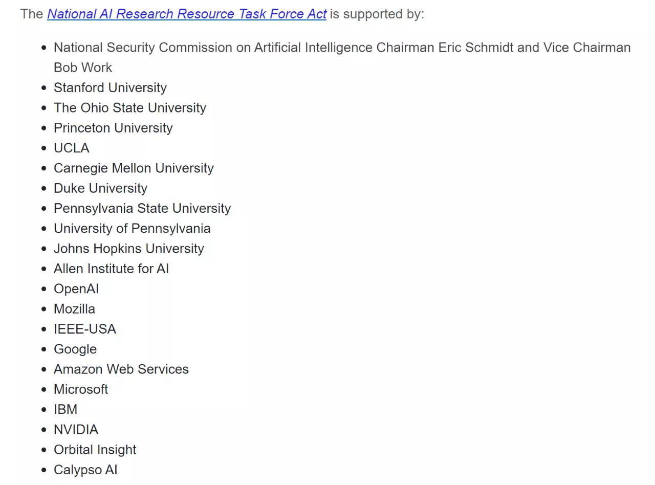 大学没钱用商业云?李飞飞等呼吁建立首个「国家研究云」,谷歌等多家重量级机构点赞支持