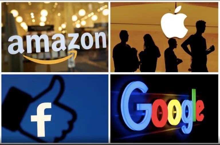 美国四大科技巨头反垄断调查报告披露,众议院委员会呼吁分拆科技巨头