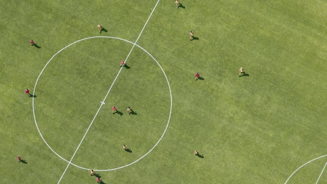 足球与人工智能——互相成全